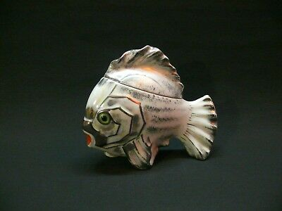 Geo Conde Poisson Exotique Vers 1930 - Edition Limoges Mf France Vers 1945-50