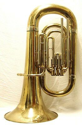 Couesnon 19A Eb Tuba for Parts or Repair - Looks Good! Make an Offer!