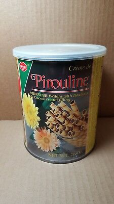 Pirouline Wafers Can Full Of Vintage Matchbooks - Over 75