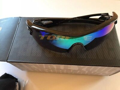 edad93a941 TOREGE POLARIZED SPORTS Sunglasses With 5 Interchangeable Lenses NEW ...