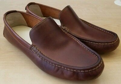 9ed0ffa7dd9 Cole Haan Somerset Venetian Driving Moccasin Penny Loafer Mens Size 7 M -  Brown