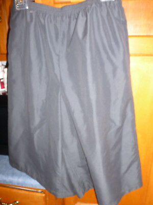 Dressing for His Glory Ladies Modest Swim Skirt Culotte Swimmer -size Small Tall
