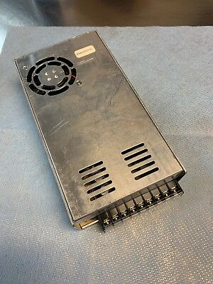 Mean Well SP-320-5 Power Supply 320W DC5V 55A 9-PIN