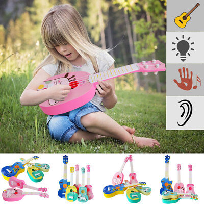 Children Kids Guitar ukulele Acoustic Musical Toy Instrument Music Toy Hot