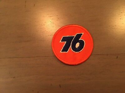 union 76  70's patch, new old stock,CIRCLE