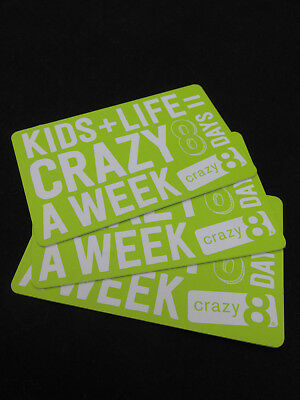 Crazy 8 Gift Card $30