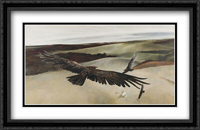 Master Bedroom By Andrew Wyeth 2x Matted 33x26 Large