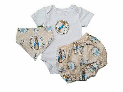 Boys Easter outfit, Baby boys Easter outfit, Peter Rabbit, Handmade, Size 0,1 &2