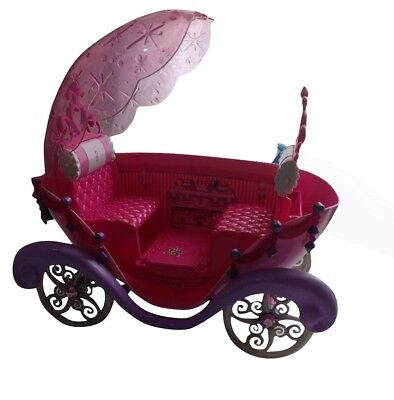 Barbie Carriage 2009 Incomplete Missing Parts Rare  #84N16