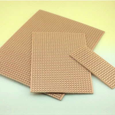 High Quality Strip Board Printed Circuit PCB Vero Prototyping Track (Packs of 5)