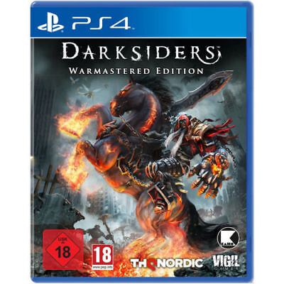 DARKSIDERS ™ * Warmastered Edition * PS4 * NEU&OVP * Deutsche Handelsversion! **