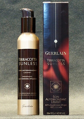 GUERLAIN TERRACOTTA SUNLESS SMOOTHING SELF-TANNING EMULSION 150ml/150g