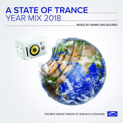 Armin van Buuren - State Of Trance Year Mix 2018 [New CD] Holland - Import
