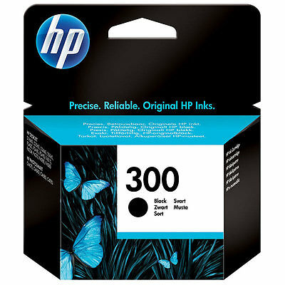 hp Original Tintenpatrone CC640EE (No.300) black