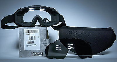Masque Oakley S.I. Ballistic Goggle black/grey