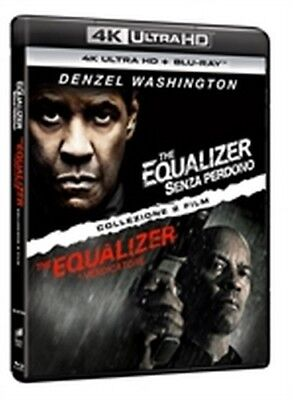 The Equalizer - 2-Movie Collection (2 4K Ultra HD + 2 Blu-Ray Disc)