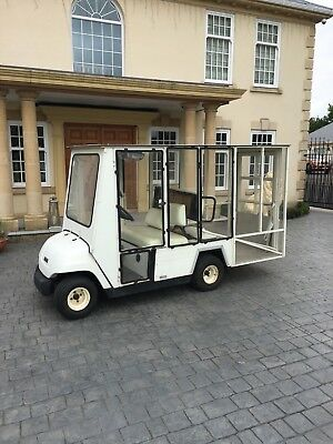 Yamaha Golf Buggy Disabled Wheel Chair Buggy 4 Seater Electric