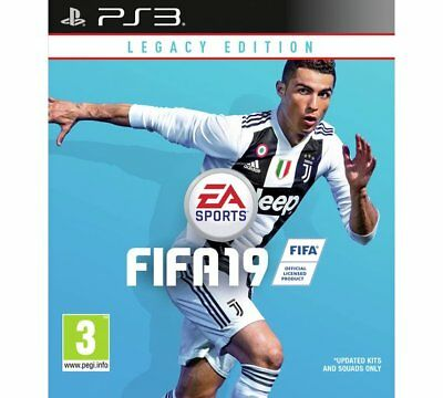 Fifa 19 Ps3 Offerta ( No Cd) Da Scaricare Originale Italiano Completo