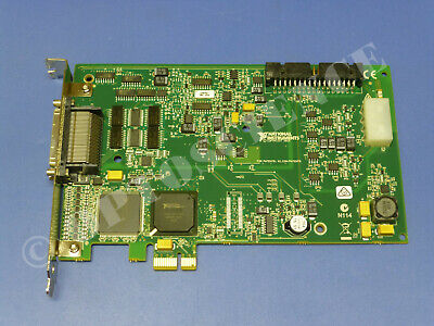 National Instruments PCIe-6323 NI DAQ Card, X-Series, Multifunction