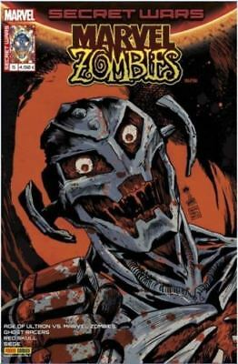 SECRET WARS MARVEL ZOMBIES 5 (Panini comics)