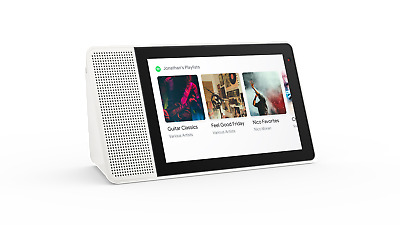 "Lenovo ZA3R0003US Smart Display, 8"" HD, Snapdragon 624, 4GB eMMC, Android with"