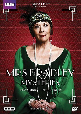 Mrs Bradley Mysteries:The Complete Series DVD Set, NEW, Ships First Class!!