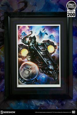 Lobo: The Last Czarnian Signed Unframed Art Print by Sideshow Collectibles #187