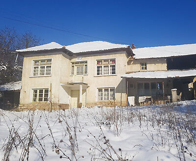 PAY MONTHLY - Secluded Bulgaria property + outbuildings - natural setting VT reg