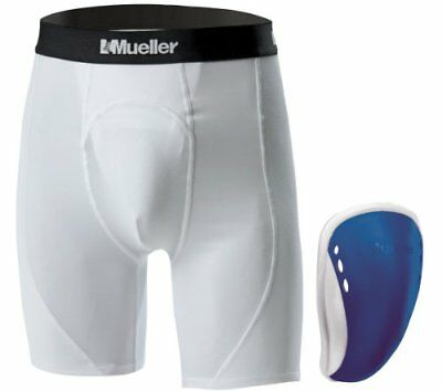 Mueller 58311 Short Flex vaso – Jug, L, color azul