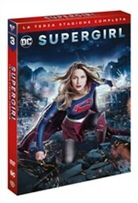 Supergirl - Stagione 3 (5 DVD) - ITALIANO ORIGINALE SIGILLATO -