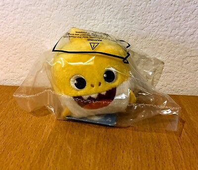 WowWee Pinkfong Baby Shark Official Song Cube YELLOW BABY SHARK
