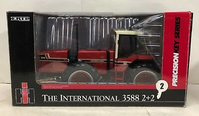1/16 IH International Harvester 3588 2+2 4WD Tractor #2 Precision Key ERTL