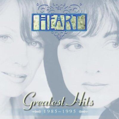 Heart Cd - Greatest Hits: 1985-1995 - New Unopened - Rock