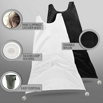 Facial Hair Beard Shave Apron Cape Shaving Bib Whisker Trimming Catching Cloth