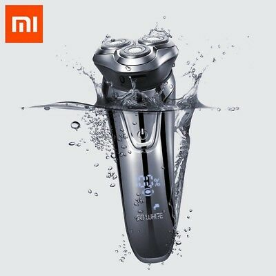 Xiaomi ES3 3D Smart Men Electric Shaver Razor 3 Flex Head Dry Wet Shaving USB