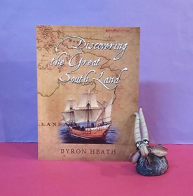 B Heath: Discovering the Great South Land/maritime/technology/history/Australia