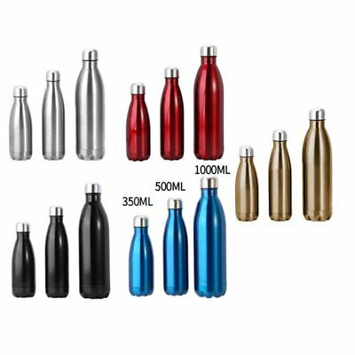 Hot & Cold Stainless Steel Bottle Double Walled Vacuum Insulated Drink Bottle