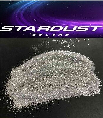 METAL FLAKES - Paillettes ARGENT 0.2mm - Carrosserie décoration - STARDUSTCOLORS