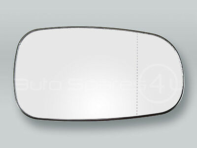 Heated Door Mirror Glass and Backing Plate RIGHT fits 2007-2012 MINI Cooper