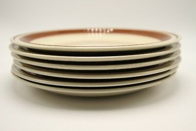 """Contemporary Chateau Hand Painted Stoneware Made in Japan 10.5"""" Dinner Plate"""