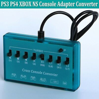 Konsole Konverter Adapter Für PS4 PS3 Xbox One 360 NS Switch to G29 G27 G25 GT
