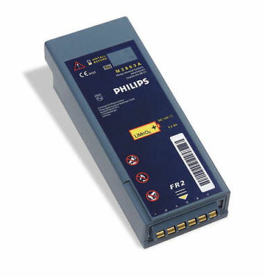 Philips FR2 Battery Heartstart FR2+ Pack M3863A For Fr2 and Fr2+ Install by 2020