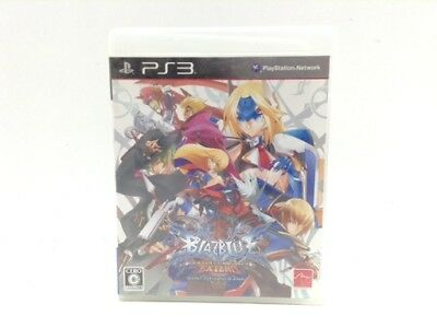 Juego Ps3 Blazblue Continuum Shift 4292759