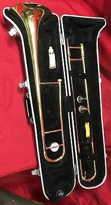 Trombone Yamaha japan M1 Two Mouth Pieces
