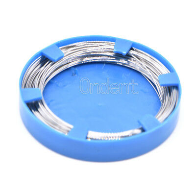 1pc  Teeth Orthodontic Surgical Dental Stainless Steel Wire 0.6mm Mayitr