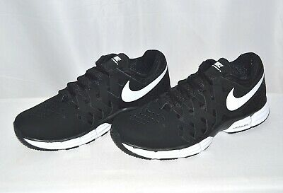 af26bd6e113 NIKE LUNAR FINGERTRAP TR Men s Gym Training Shoes 898066 001 Black ...