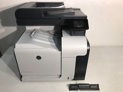 HP LASERJET PRO 500 color MFP M570dn All-In-One Laser Printer CZ271A ➨AS  IS➨READ