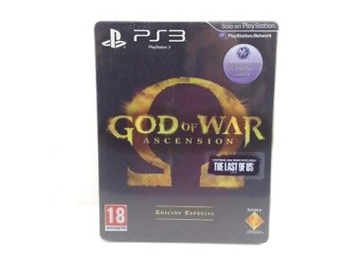 Juego Ps3 God Of War Ascension Special Edition Ps3 4293705
