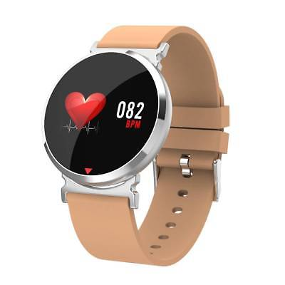 Waterproof Smart Watch Heart Rate Blood Pressure Monitor Sports for iOS Android