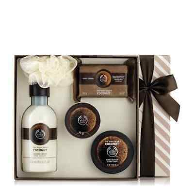 The Body Shop Coconut Essential Selection Gift Set